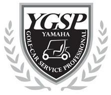 YGSP YAMAHA GOLF-CAR SERVICE PROFESSIONAL