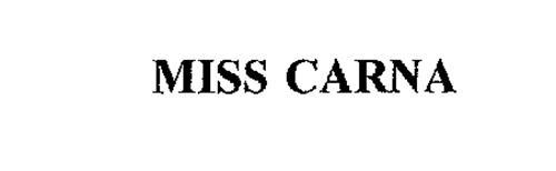 MISS CARNA