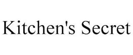 KITCHEN'S SECRET