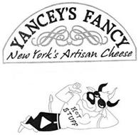 YANCEY'S FANCY NEW YORK'S ARTISAN CHEESE HOT STUFF