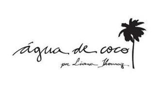 ÁGUA DE COCO POR LIANA THOMAZ