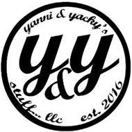 YANNI & YACKY'S Y&Y STUFF... LLC EST. 2016