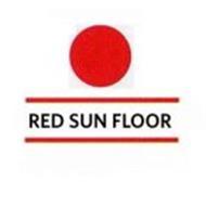 RED SUN FLOOR