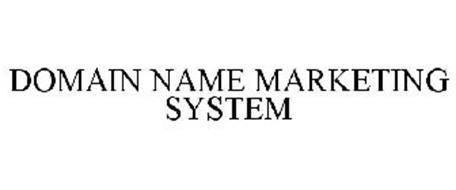 DOMAIN NAME MARKETING SYSTEM