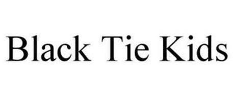 BLACK TIE KIDS