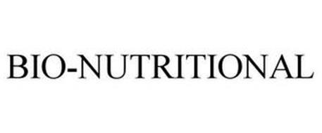 BIO-NUTRITIONAL