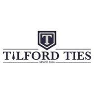 T TILFORD TIES SINCE 2016
