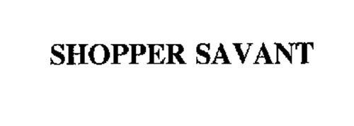SHOPPER SAVANT
