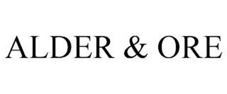 ALDER & ORE