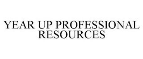 YEAR UP PROFESSIONAL RESOURCES