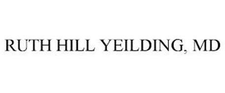 RUTH HILL YEILDING, MD