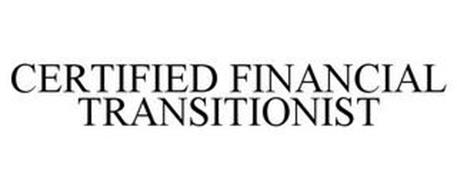 CERTIFIED FINANCIAL TRANSITIONIST