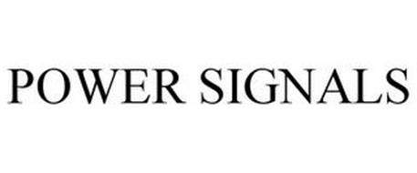 POWER SIGNALS