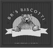 BB'S BISCOTTI MANUFACTURED BY CY'S CREATIVE FOODS, INC.