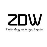 ZDW TECHNOLOGY MAKES YOU HAPPIER