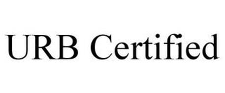 URB CERTIFIED