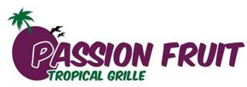 PASSION FRUIT TROPICAL GRILLE