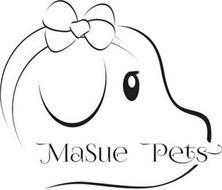 MASUE PETS
