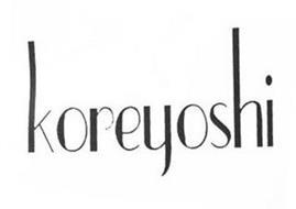 KOREYOSHI