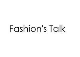 FASHION'S TALK