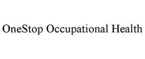 ONESTOP OCCUPATIONAL HEALTH