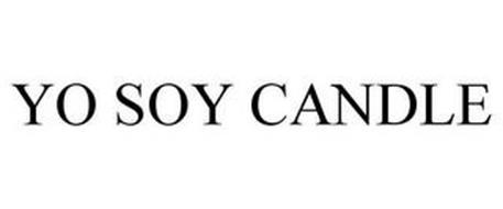 YO SOY CANDLE