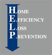 HELP H.OME E.FFICIENCY L.OSS P.REVENTION