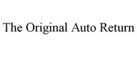 THE ORIGINAL AUTO RETURN