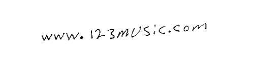 WWW.123 MUSIC.COM