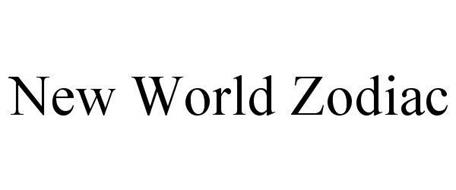 NEW WORLD ZODIAC