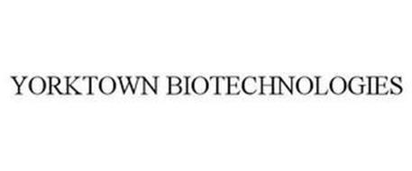 YORKTOWN BIOTECHNOLOGIES