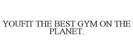 YOUFIT THE BEST GYM ON THE PLANET.