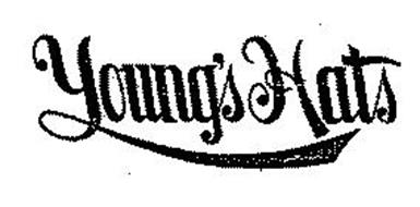 YOUNG'S HATS