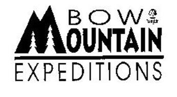 BOW MOUNTAIN EXPEDITIONS