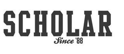 SCHOLAR SINCE '88