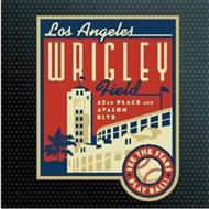 LOS ANGELES WRIGLEY FIELD 42ND PLACE AND AVALON BLVD