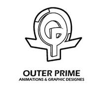 O P OUTER PRIME ANIMATIONS & GRAPHIC DESIGNS