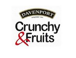 DAVENPORT GOURMET TEA CRUNCHY & FRUITS