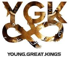 YGK YOUNG.GREAT.KINGS