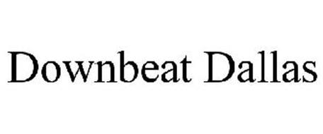DOWNBEAT DALLAS