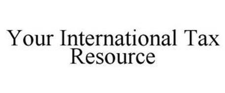 YOUR INTERNATIONAL TAX RESOURCE
