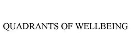 QUADRANTS OF WELLBEING