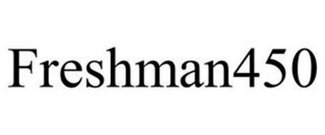 FRESHMAN450