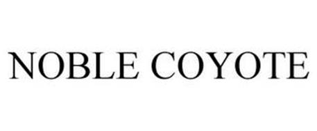 NOBLE COYOTE
