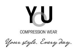 YOU COMPRESSION WEAR YOUR STYLE. EVERY DAY.
