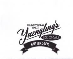 PENNSYLVANIA'S FINEST YUENGLING'S ICE CREAM BUTTERBEER
