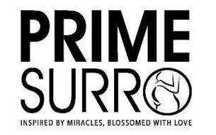 PRIME SURRO INSPIRED BY MIRACLES, BLOSSOMED WITH LOVE