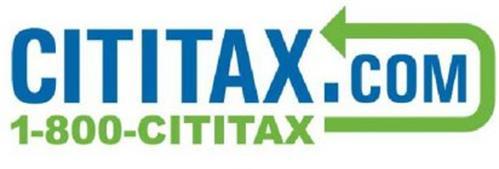 CITITAX.COM 1-800-CITITAX