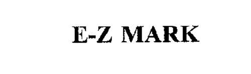 E-Z MARK