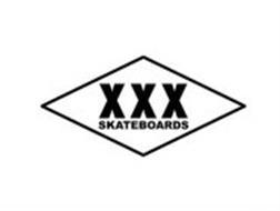 XXX SKATEBOARDS